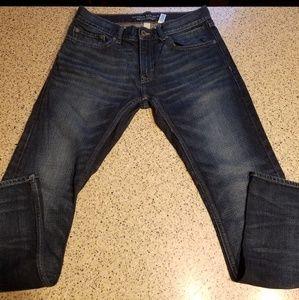 Banana republic SZ 31x30 vintage Straight jeans